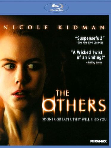 The Others [Blu-ray] [2001] 3220252