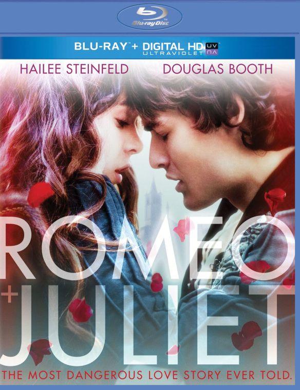 Romeo & Juliet [Blu-ray] [UltraViolet] [2013] 3221033