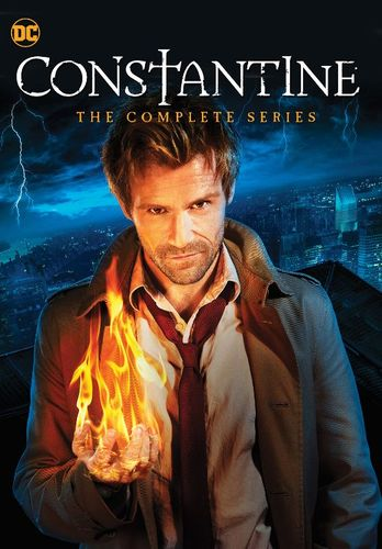 Constantine: The Complete Series [3 Discs] [DVD] 32221818