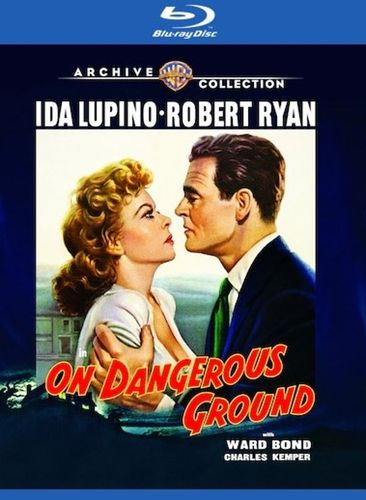 On Dangerous Ground [Blu-ray] [1951] 32221927