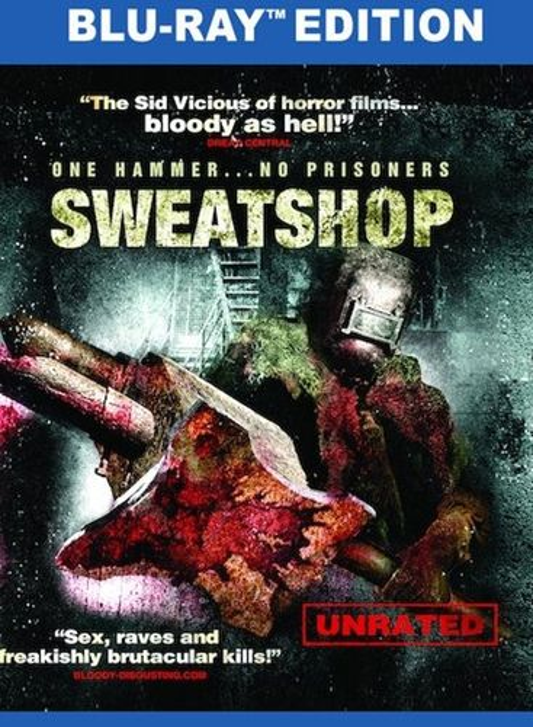 Sweatshop [Blu-ray] [2009] 32225407