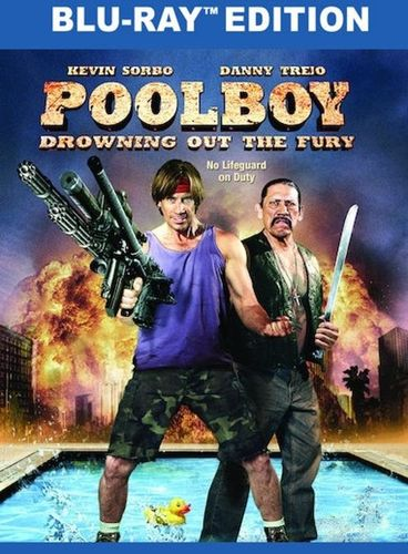 Poolboy: Drowning out the Fury [Blu-ray] [2011] 32225425