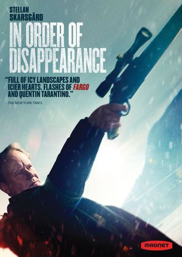 In Order of Disappearance [DVD] [2014] 32225878