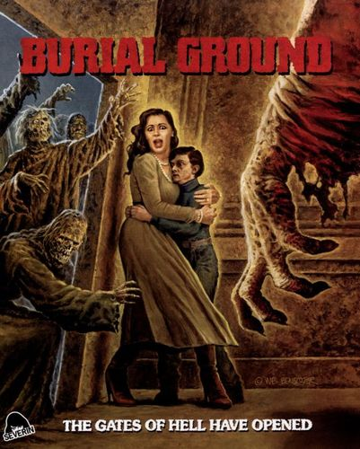 Burial Ground [Blu-ray] [1981] 32229494