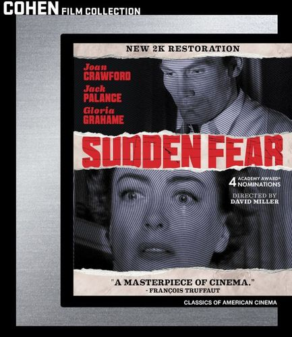 Sudden Fear [Blu-ray] [1952] 32230338