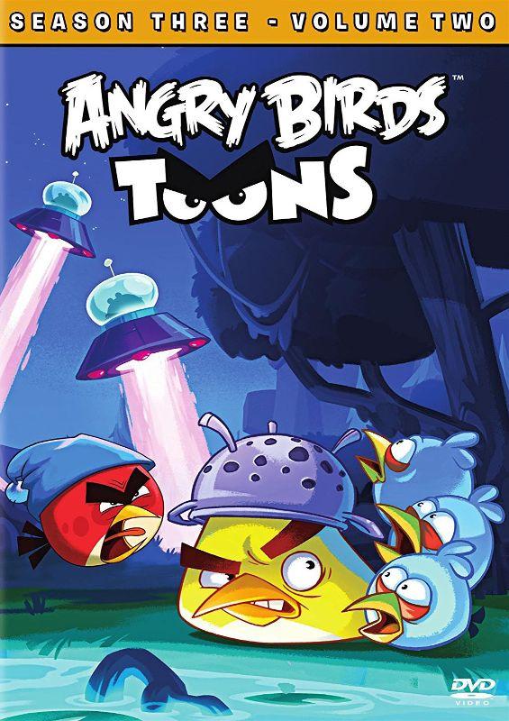 Angry Birds Toons: Season 3, Vol. 2 [DVD] 32242264