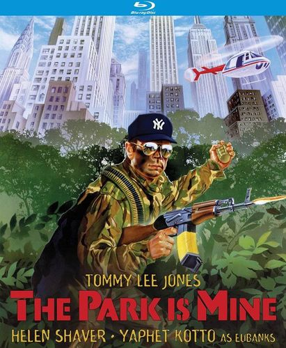 The Park Is Mine [Blu-ray] [1985] 32243762