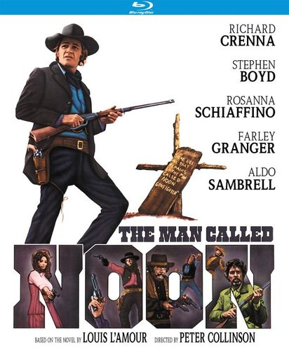 The Man Called Noon [Blu-ray] [1973] 32243817