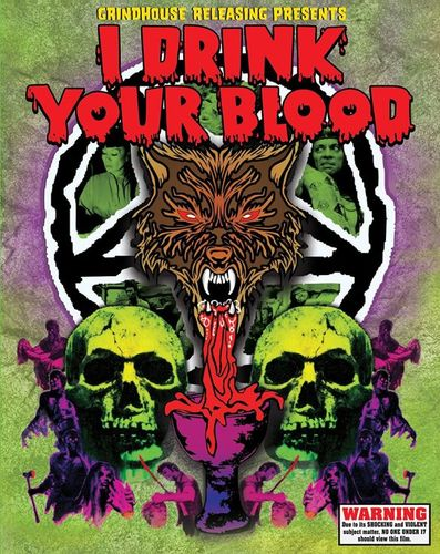 I Drink Your Blood [Deluxe Edition] [2 Discs] [Blu-ray] [1971] 32244042