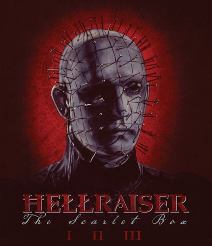 Hellraiser: The Scarlet Box [Limited Edition] [Blu-ray] [4 Discs] 32249092