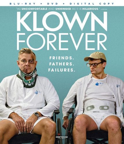 Klown Forever [Blu-ray/DVD] [2 Discs] [2015] 32259475