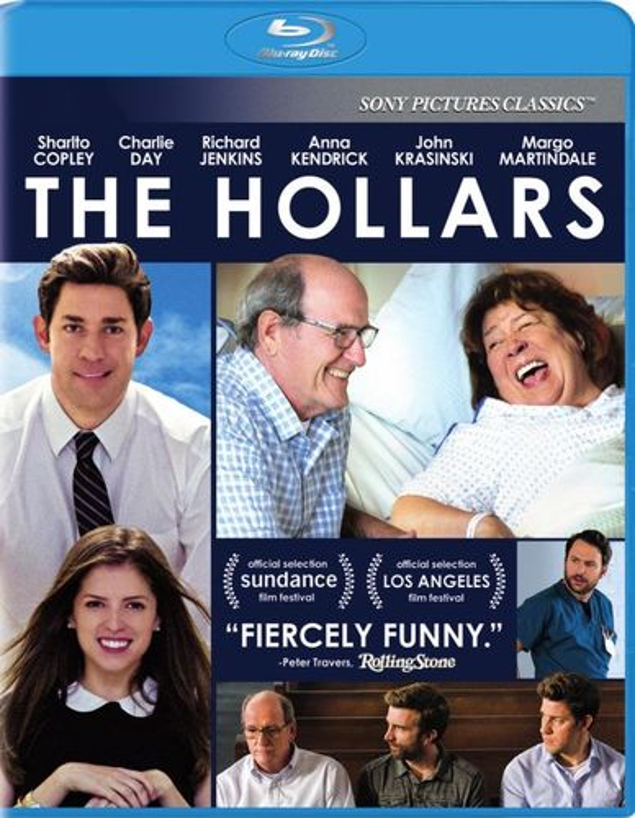 The Hollars [Includes Digital Copy] [UltraViolet] [Blu-ray] [2016] 32262789