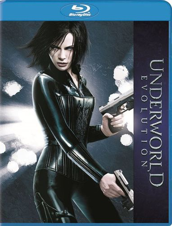 Underworld: Evolution [Includes Digital Copy] [UltraViolet] [Blu-ray] [2006] 32262834