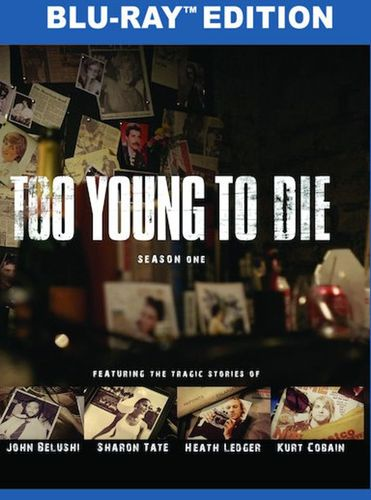 Too Young to Die: Season One [Blu-ray] 32263393