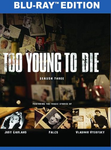 Too Young to Die: Season Three [Blu-ray] 32263408