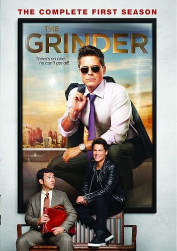 The Grinder: The Complete First Season [3 Discs] [DVD] 32263551