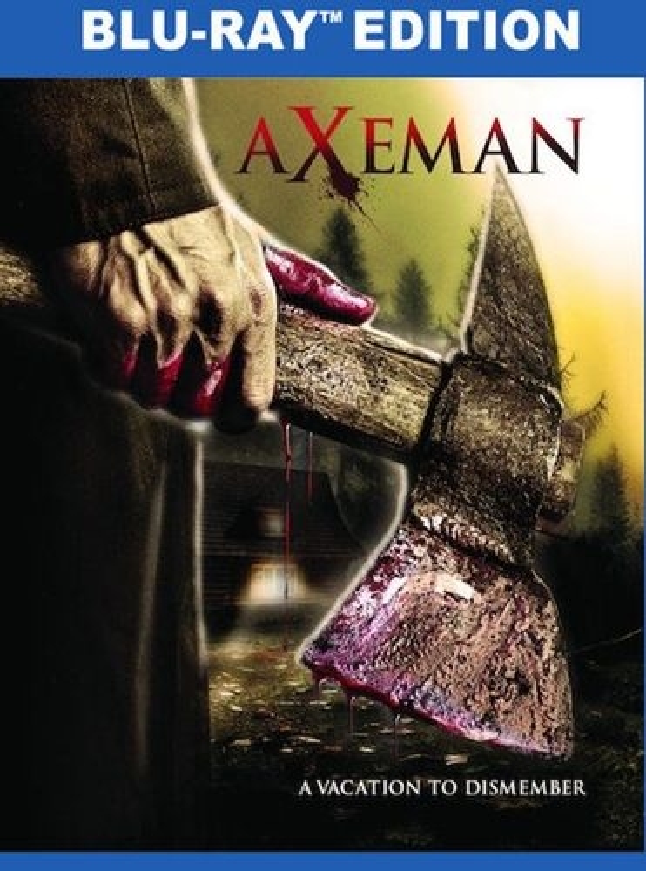 Axeman [Blu-ray] [2013] 32263679