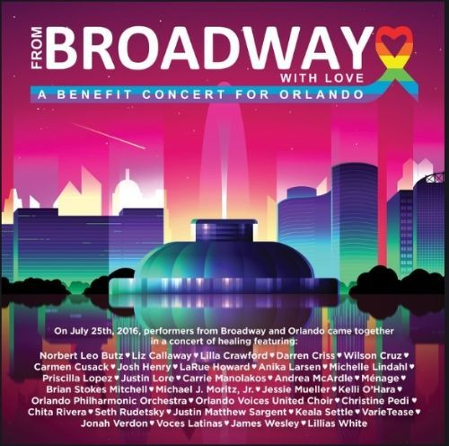 From Broadway With Love: A Benefit Concert for Orlando [Blu-Ray Disc] 32306449
