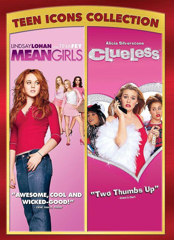 Girls Rock! 2-Pack: Mean Girls/Clueless [DVD] 32308195