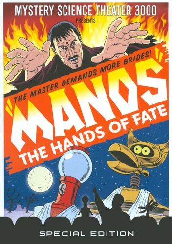 Mystery Science Theater 3000: Manos, the Hand of Fate [2 Discs] [DVD] 3230874