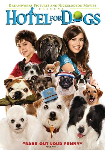 Hotel for Dogs [DVD] [2009] 32309377