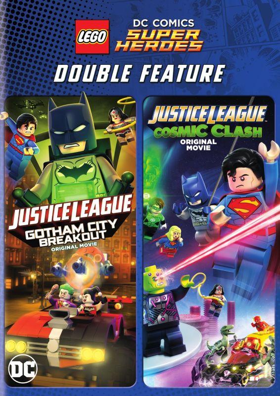 LEGO DC Comics Super Heroes: Justice League: Gotham City Breakout/Justice League: Cosmic Clash [DVD] 32311775