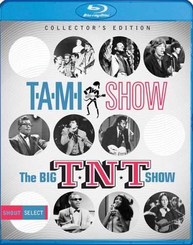 T.A.M.I. Show/The Big T.N.T. Show [Blu-ray] 32313333