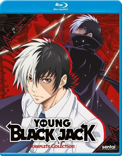 Young Black Jack: The Complete Collection [Blu-ray] [2 Discs] 32313519