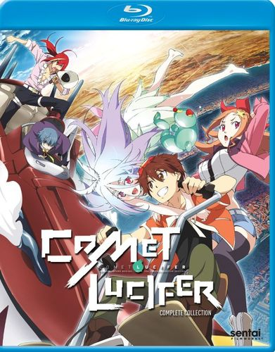 Comet Lucifer: The Complete Collection [Blu-ray] [2 Discs] 32313546