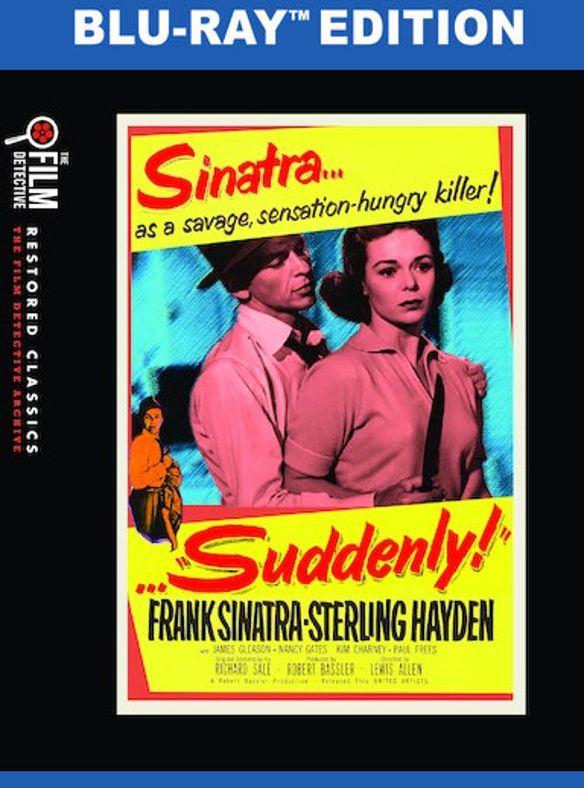 Suddenly [Blu-ray] [1954] 32313619
