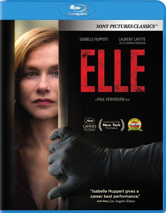 Elle [Blu-ray] [2016] 32314581