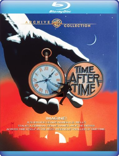 Time After Time [Blu-ray] [1979] 32317069