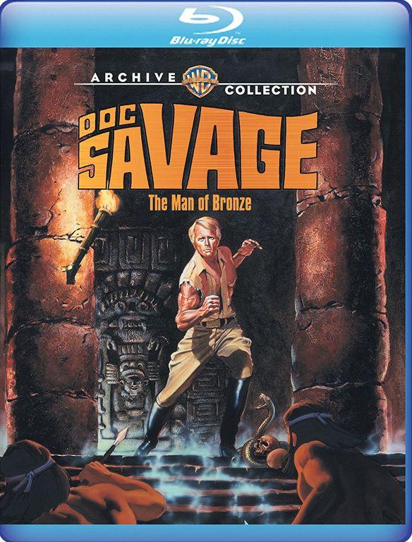 Doc Savage: The Man of Bronze [Blu-ray] [1975] 32317348
