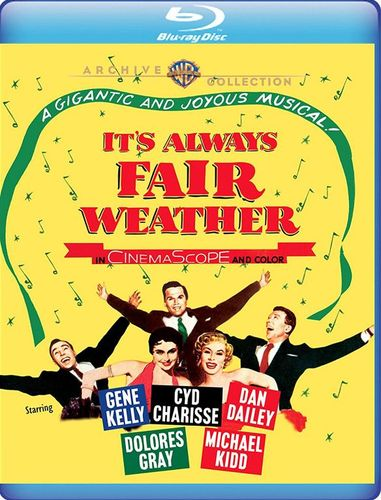 It's Always Fair Weather [Blu-ray] [1955] 32317357