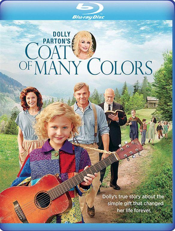 Dolly Parton's Coat of Many Colors [Blu-ray] [2015] 32317417
