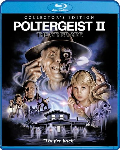 Poltergeist II: The Other Side [Collector's Edition] [Blu-ray] [1986] 32318095