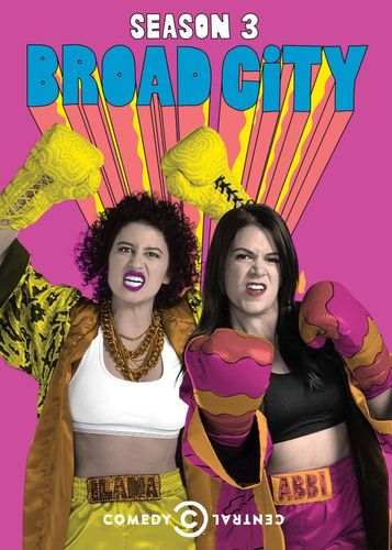 Broad City: Season Three [2 Discs] [DVD] 32323444