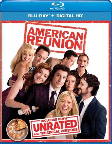 American Reunion [Includes Digital Copy] [UltraViolet] [Blu-ray] [2012] 32336218