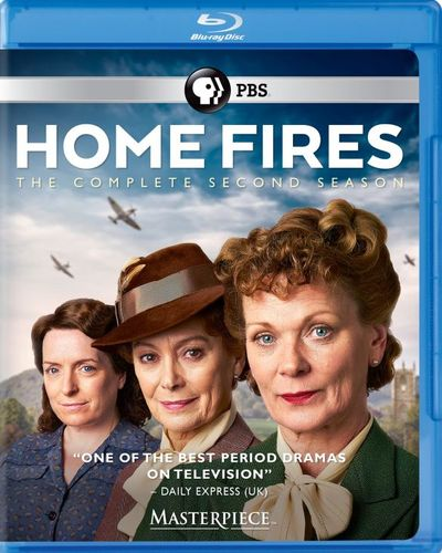 Masterpiece: Home Fires - Season 2 [Blu-ray] [2 Discs] 32339155