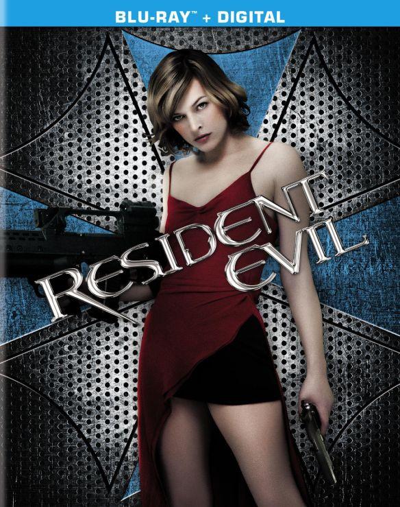 Resident Evil [Includes Digital Copy] [UltraViolet] [Blu-ray] [2002] 32341609
