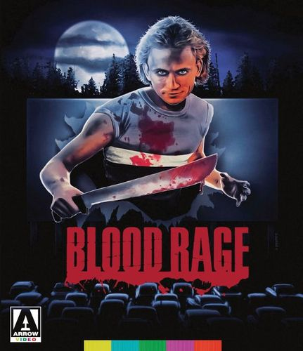 Blood Rage [Blu-ray] [2 Discs] [1983] 32350446