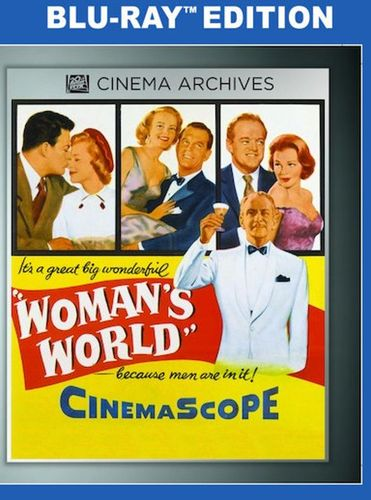 A Woman's World [Blu-ray] [1954] 32364595