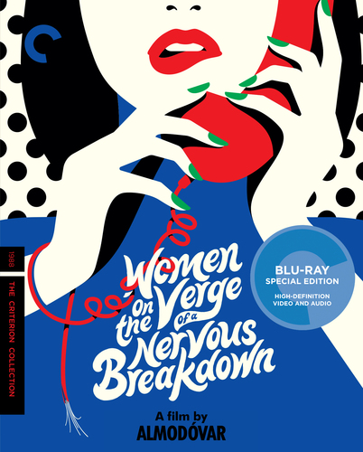 Women on the Verge of a Nervous Breakdown [Criterion Collection] [Blu-ray] [1988] 32365549