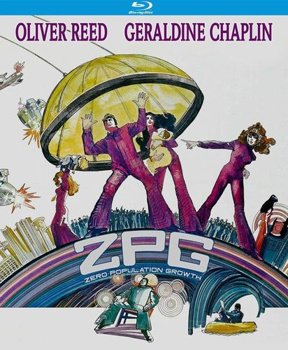 ZPG: Zero Population Growth [Blu-ray] [1972] 32365649