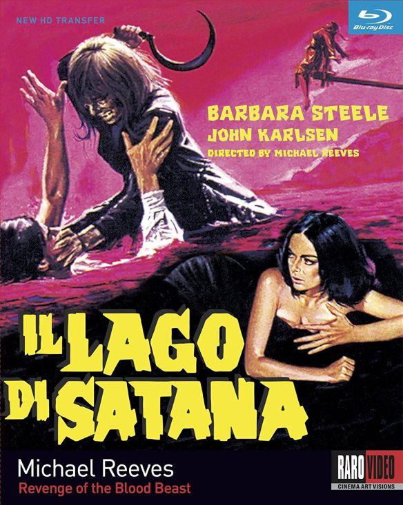 Revenge of the Blood Beast [Blu-ray] [1965] 32365903