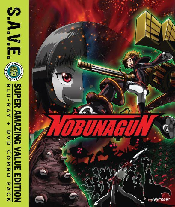 Nobunagun: The Complete Series [S.A.V.E.] [Blu-ray] [4 Discs] 32366212