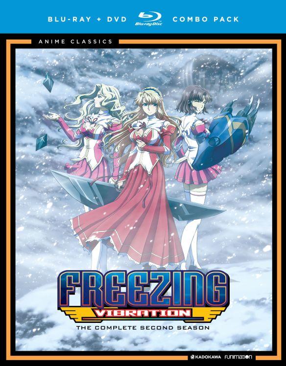 Freezing Vibration: Season Two [Blu-ray] 32366249