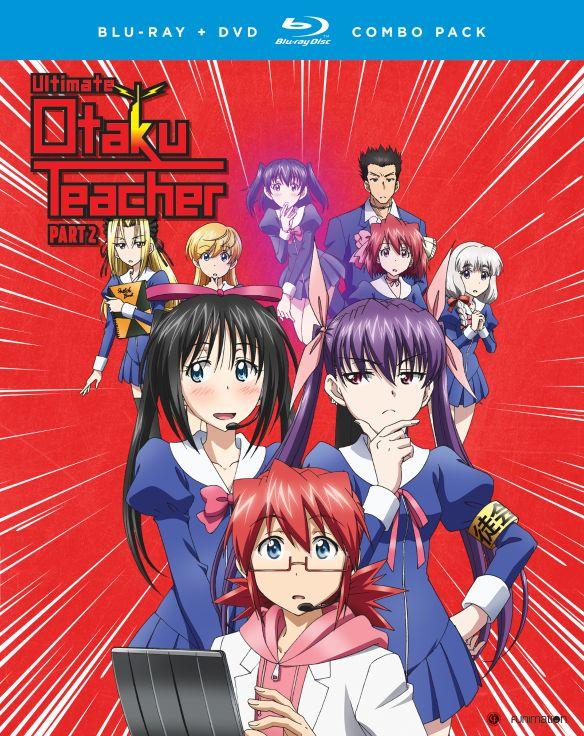 Ultimate Otaku Teacher: Season One - Part Two [Blu-ray] [4 Discs] 32366775