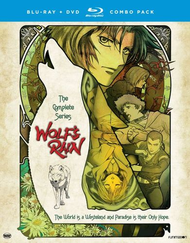 Wolf's Rain: The Complete Series [Blu-ray/DVD] [9 Discs] 32366802