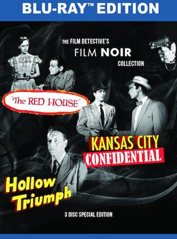 The Film Detective's Film Noir Collection [Blu-ray] [3 Discs] 32370626